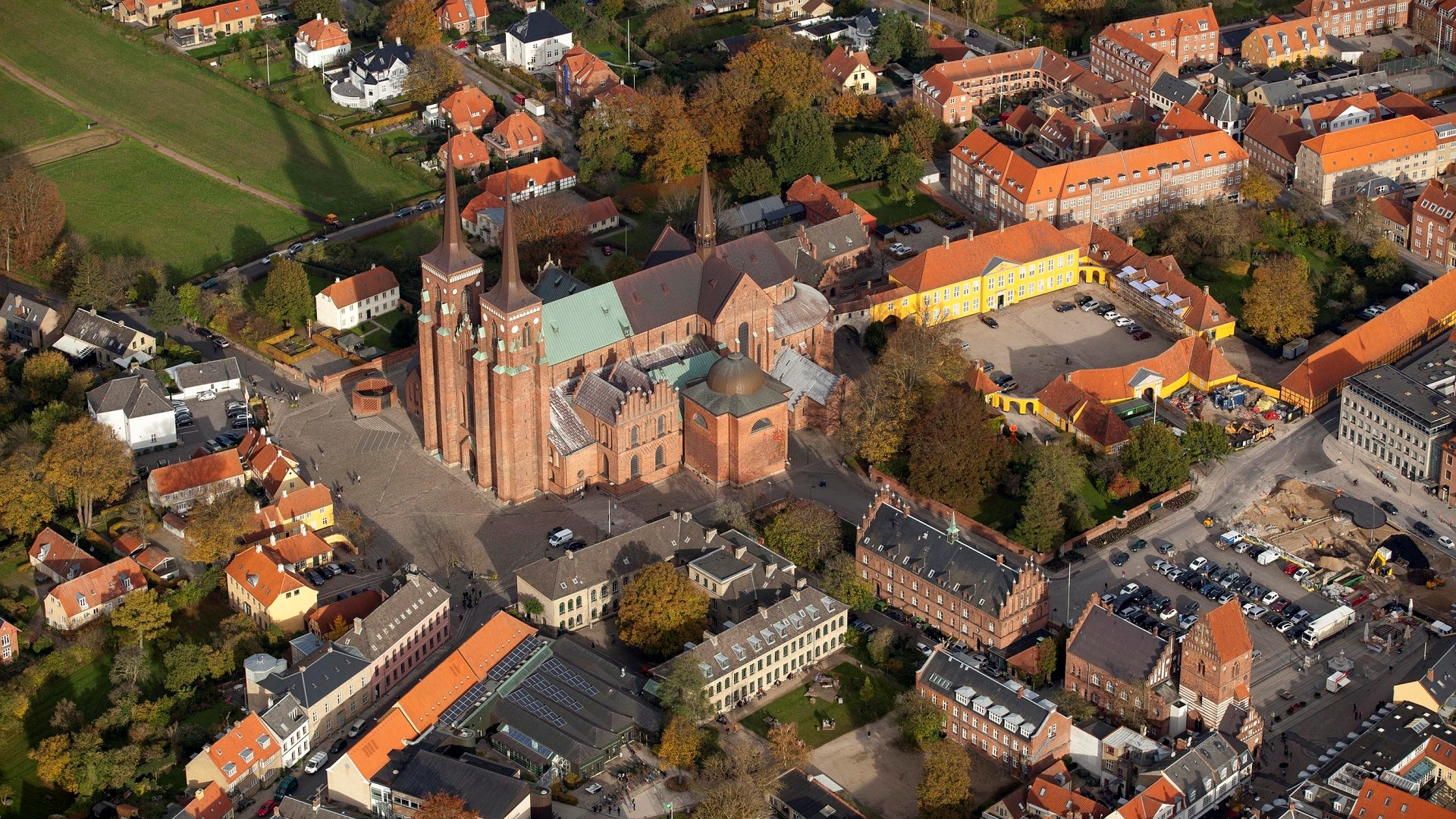 Roskilde By