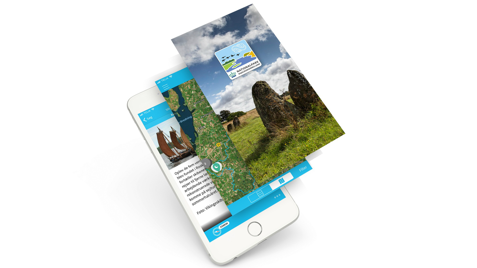 Nationalparkens app